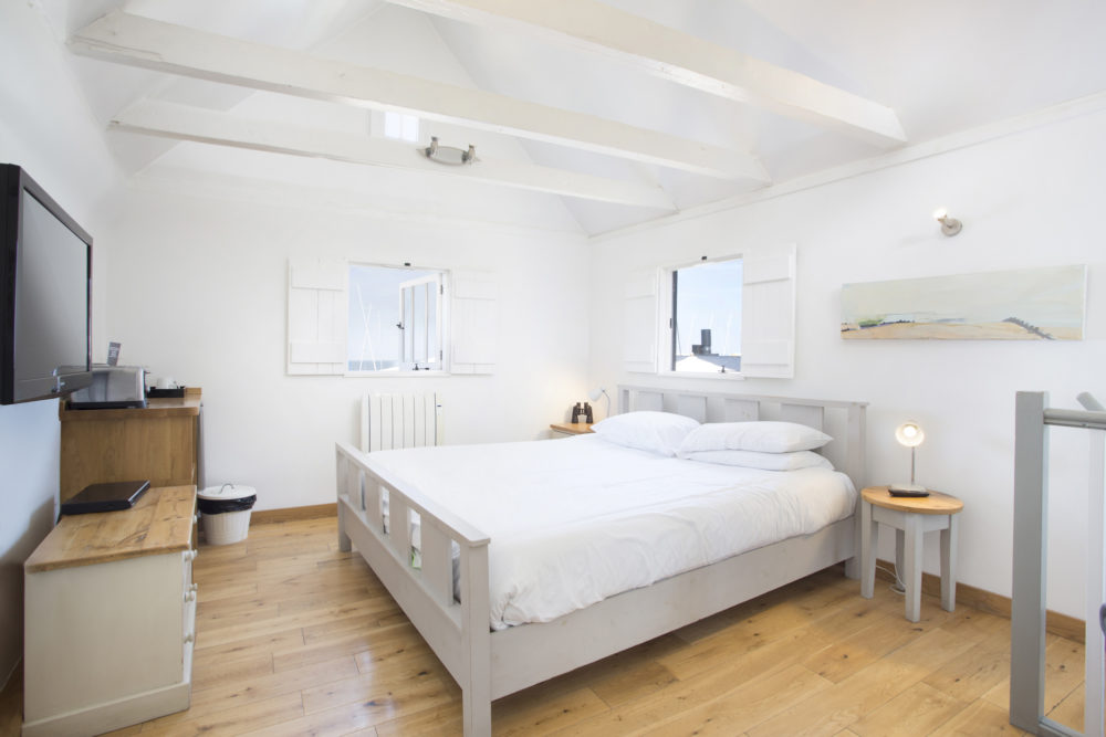 Seafront accommodation in Whitstable